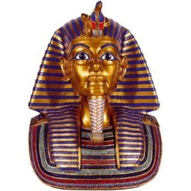 Egyiptomi szobrok