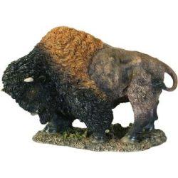 Bölény szobor (figura, térplasztika)(bison)