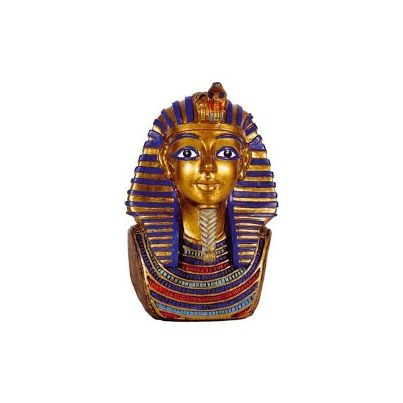 Tut-Ench-Amun/Tutanhamon fej - Kifutó!