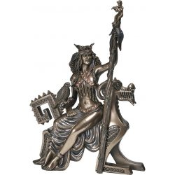 Frigg szobor
