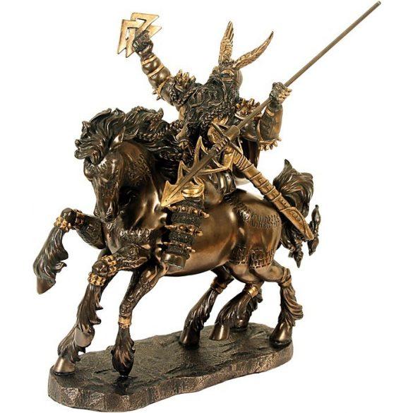 Odin szobor lovon