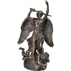 Michael/Mihály arkangyal szobor